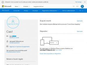 Come creare un account Microsoft